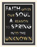 Faith 2 Art Print
