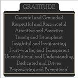 Gratitude 1 Art Print