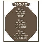 Hope 1 Art Print