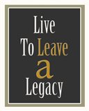 Legacy Art Print