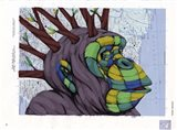 New Thoughts Branching Out Art Print