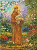 St. Francis Art Print