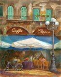 Caffe Filippini Art Print