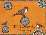 If I Cannot Fly Art Print
