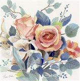 Roses in Light Art Print