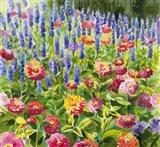 Garden Sunshine Art Print