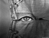 Private Eye Art Print