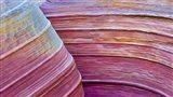 Rainbow Rocks Art Print