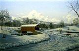 Winter Landscape 27 Art Print