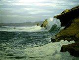 Rough Waters Art Print
