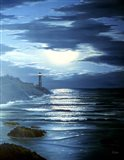 Lighthouse 5 Art Print