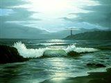 Lighthouse 7 Art Print