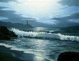 Lighthouse 9 Art Print