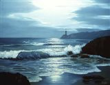 Lighthouse 10 Art Print