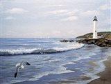 Lighthouse 11 Art Print