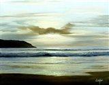 Waves 6 Art Print