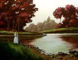 Autumn Trees 6 Art Print