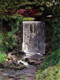 Cutalusa Falls Art Print