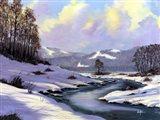 Mettawee Valley, Vt Art Print