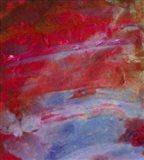 Sunset Opal Art Print