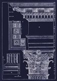 Andrea Palladio Corinthian Capital 1557 Art Print