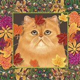 Autumn Persian Art Print