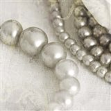 Antique Pearls 2 Art Print