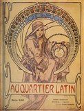Quarter Latin Art Print