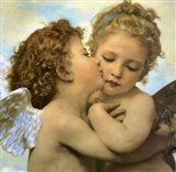 Angels and Cupids Art Print