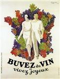 Buvez Art Print
