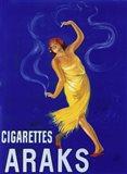 Cigarettes Araks Art Print