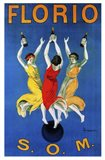 Florio SOM Art Print