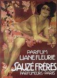 Liane Fleurie Art Print