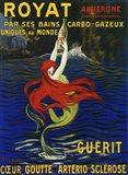 Royat Auvergne Art Print