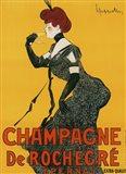 Champagne De Rochegre Art Print