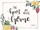 Fruit - Heart of Our Home Art Print