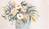 Spring Florals I Art Print