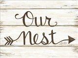 Our Nest Art Print