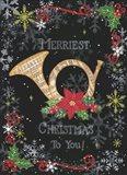 Merriest Christmas Art Print