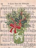 Joy Jar Art Print