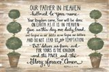 Our Father in Heaven Art Print