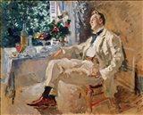 Portrait of the Singer Fyodor Chaliapin Art Print