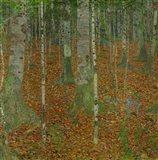Buchenwald (Beech Trees), 1903 Art Print