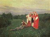 Nordic Idyll Art Print