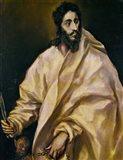 Saint Bartholomew Art Print