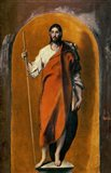 Saint James, Apostle and Pilgrim Art Print
