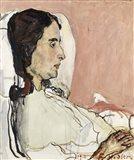 Madame Gode-Darel Sick, 1873-1915 Art Print