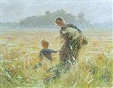 In Flanders Art Print
