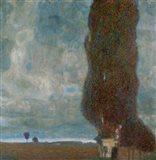 The Large Poplar Tree (II), 1903 Art Print