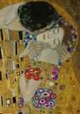 The Kiss - Der Kuss, 1907-1908 Art Print